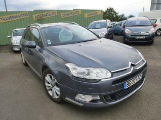 Citroën C5 Tourer HDi 160 FAP Exclusive A