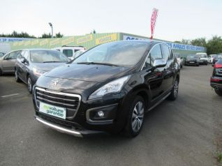 Peugeot 3008 1.6 HDi 115ch FAP BVM6 Style